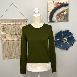 NWT Trina Turk Crop Sweater